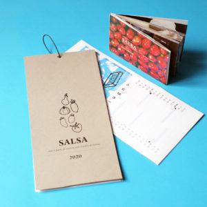 Salsa / libro+calendario