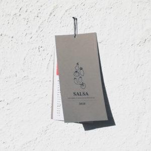 Salsa / calendario 2020