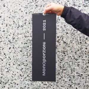 Monoporzioni / calendario 2021